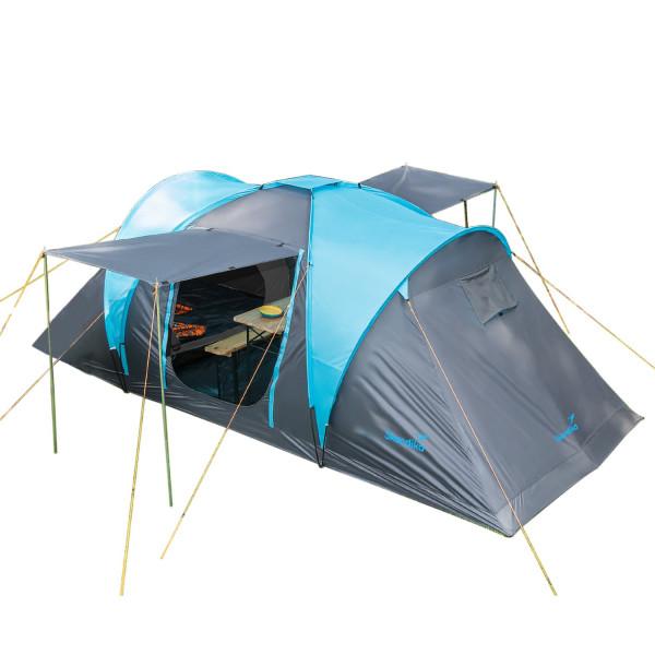 Tente familiale dôme Skandika Hammerfest 4 Sleeper Protect