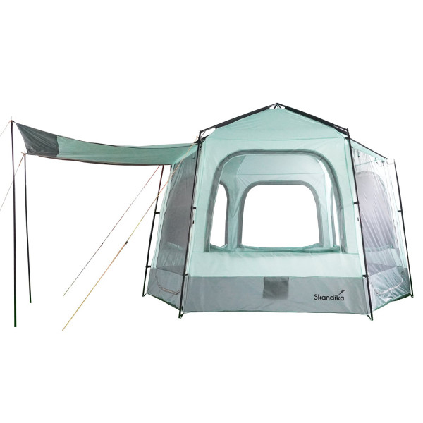 Tente hexagonale Skandika Kardis 4 personnes