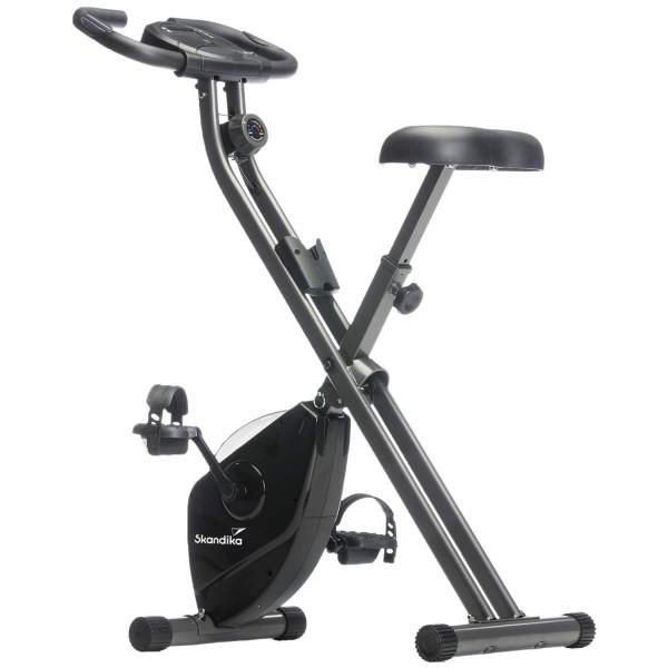 Vélo d'appartement Foldaway X-1000 - Noir