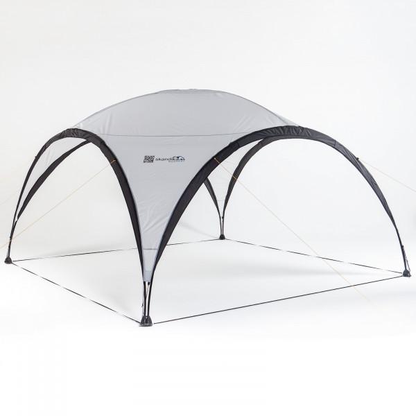 Pavillon Skandika Event Shelter Ascot (gris/noir)