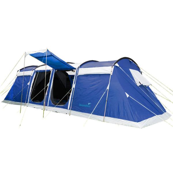 SKANDIKA Tente familiale Montana 8 Sleeper Protect (bleu)