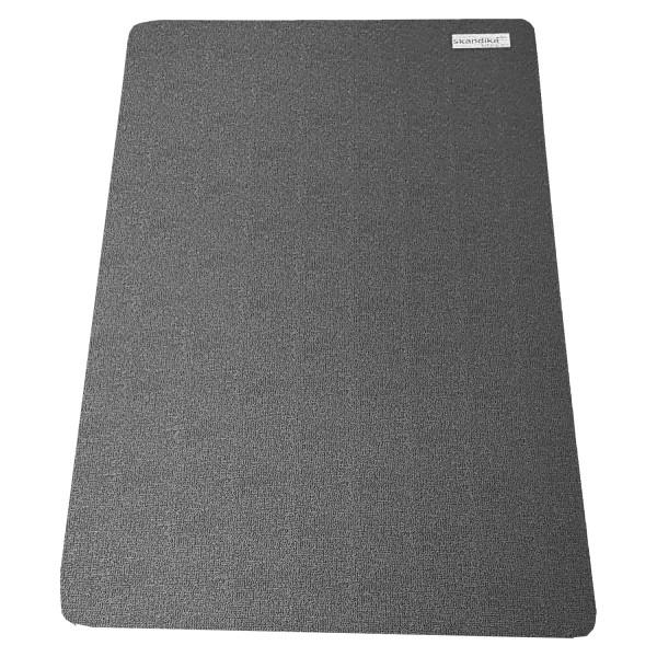 Skandika Tapis de protection du sol 60x120cm pour appareils fitness