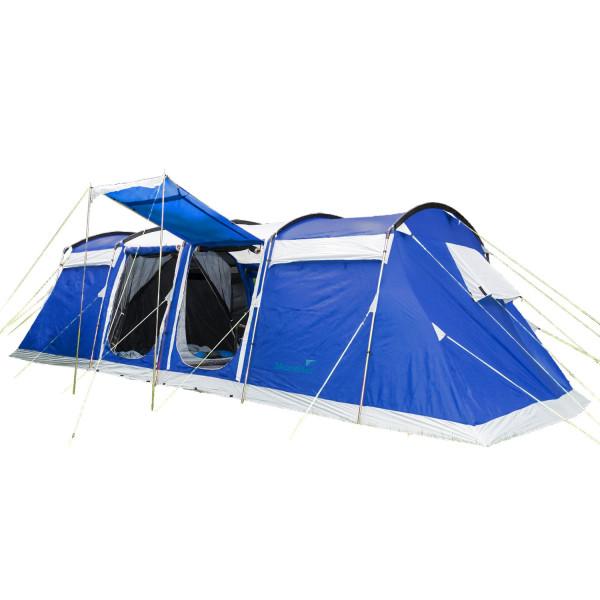 Tente familiale Skandika Montana 8 Protect (bleu)