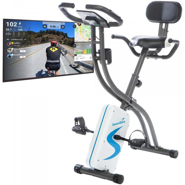 Vélo d'appartement Skandika Foldaway X-2000